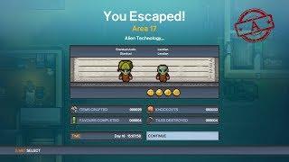 Скачать The Escapists 2 Area 17 Alien Technology Escape