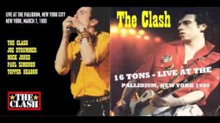 The Clash - Live At The Palladium, New York City, 1980 (Full Concert!)