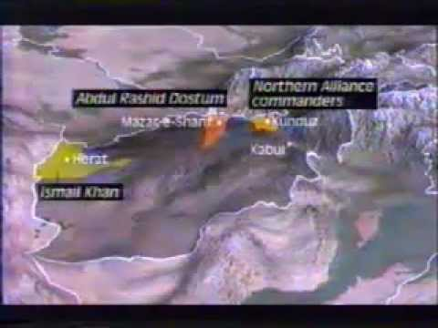 FROM CAPTURE OF MAZAR E SHAREF TO FALL OF KABUL ,2001