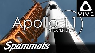 Apollo 11 VR   Part 1   OUT OF THIS WORLD! (HTC Vive VR)
