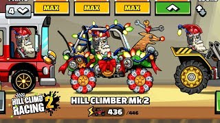 Hill Climb Racing 2 - Christmas Looks/Paints
