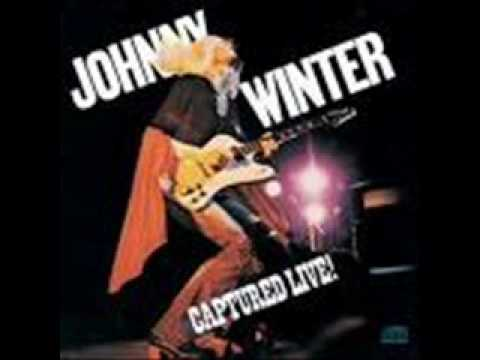 Johnny Winter / Bony moronie