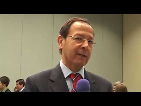 Mayor of Murcia, Spain receives Environmental Leader Award in Washington DC