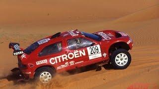 """""""Paris - Dakar - Paris"""" 1994"""