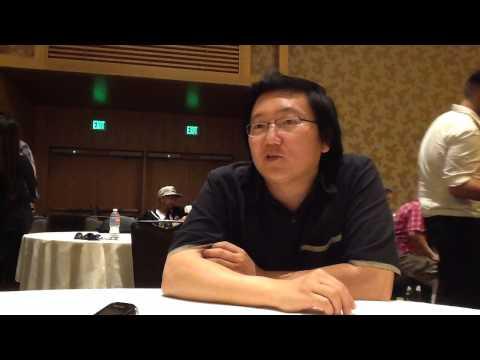 Masi Oka Heroes Reborn Comic-Con 2015 Interview