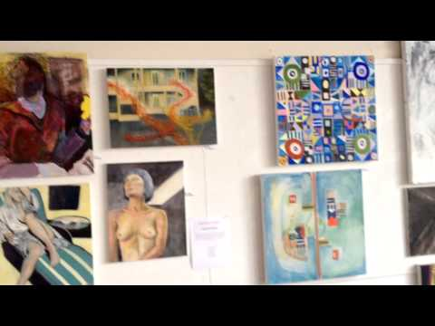 Vancouver Island School of Art Open House 2014