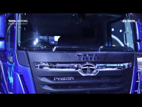 Tata Motors Commercial Vehicles pavilion at Auto Expo 2020 - Visitor 2