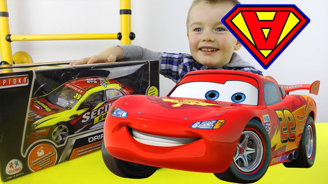 Macchina telecomandata Ferrari Drift giocattoli, Divertenti video ...