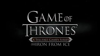 Game of Thrones: A Telltale Games Series - Teaser Trailer