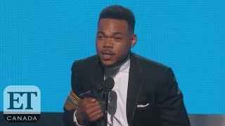 Beyonce and Chance The Rapper win big at the 2017 BET Awards, but i...