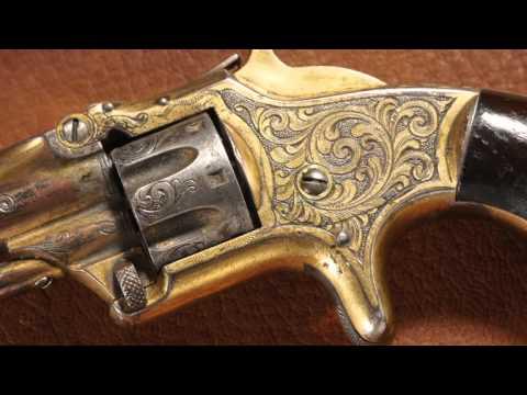 NFM Treasure Gun - Annie Oakley's Smith and Wesson Model One Revolver