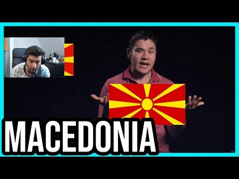 "Bosnian Reacts To ""Geography Now! Rep. of Macedonia (F.Y.R.O.M)"""