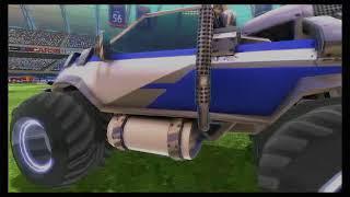 [FanTrailer] Supersonic Acrobatic Rocket-Powered Battle-Cars