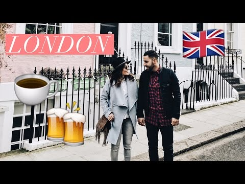 London Vlog 2016 | 5 Places to Visit In London
