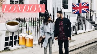 London Vlog 2016   5 Places to Visit In London