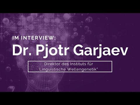 ExtremNews unterwegs: Interview mit Dr. Pjotr Garjaev über die Wellengenetik