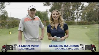 Shots Fired with NCAA Golf Champ Aaron Wise