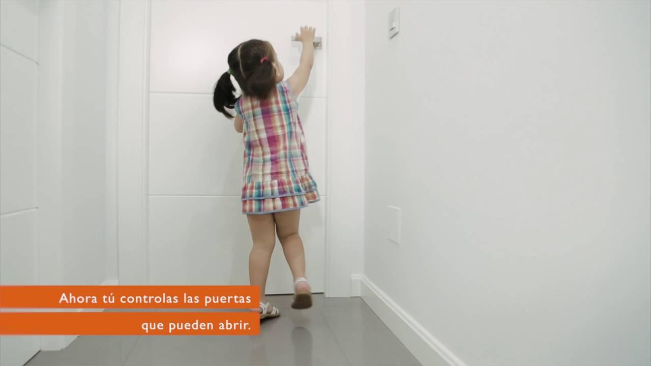 Babylock bloqueo de puertas seguridad infantil en el hogar - Puertas seguridad ninos ...