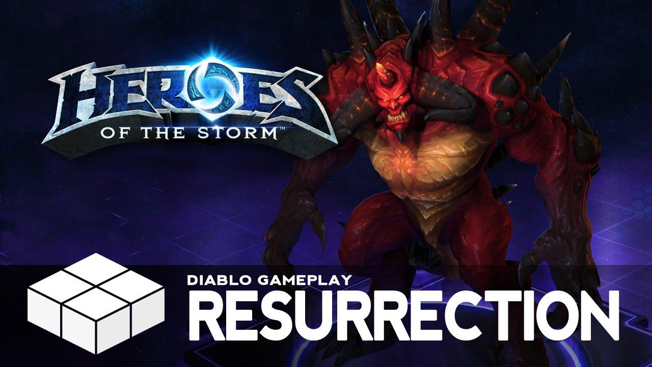 Build Tank Diablo Heroes