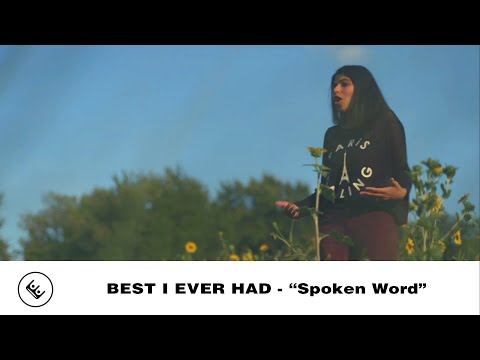 Best I Ever Had | Spoken Word | Stephy Sunny |Ethne.life