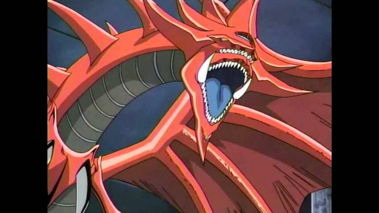 my slifer the sky dragon tribute youtube