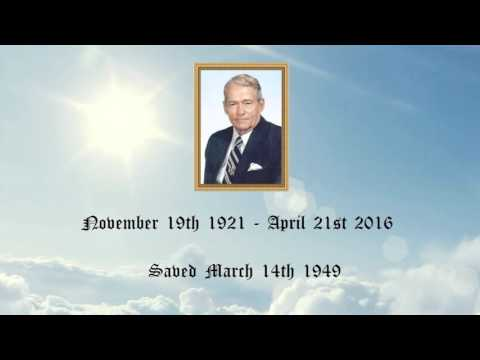 Tribute to Dr. Peter S. Ruckman, John Davis - 22-04-2016