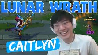 LUNAR WRAITH CAITLYN full gameplay
