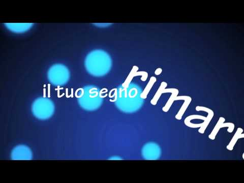 Elisa - Una Poesia Anche Per Te (Lyric Video)