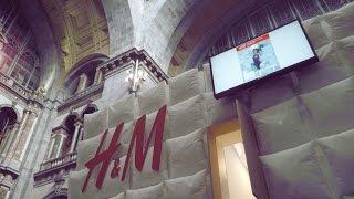 BUTIK – H&M Home Activation 2015