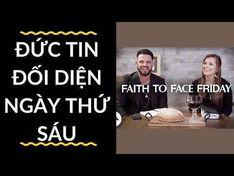 Bài Giảng: Đức Tin Đối Diện Ngày Thứ Sáu | Mục Sư Steven Furtick  | Hội Thánh Elevation