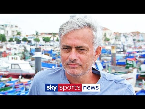EXCLUSIVE: Jose Mourinho on his future in football management!