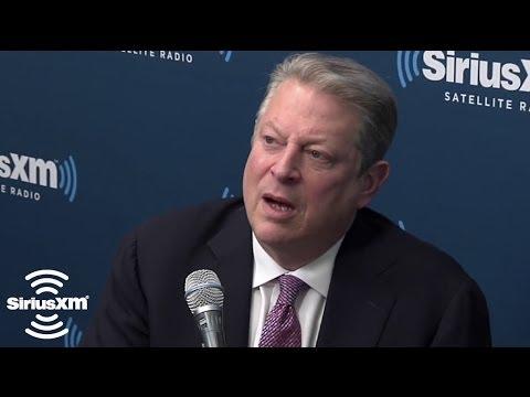 al-gore---al-jazeera-maintains-objectivity-and-fairness-//-siriusxm-//-book-radio