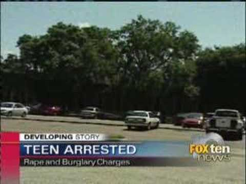 Mobile teen facing rape charges