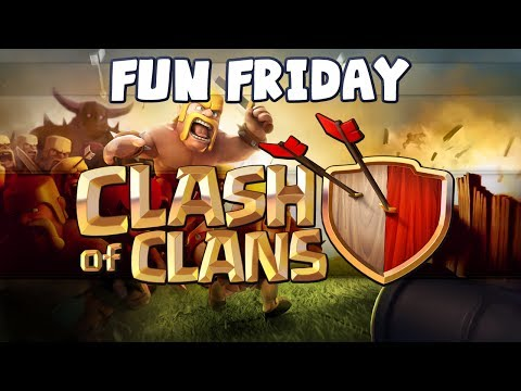 Fun Friday - Clash of Clans
