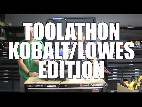 TOOLATHON KOBALT LOWES EDITION
