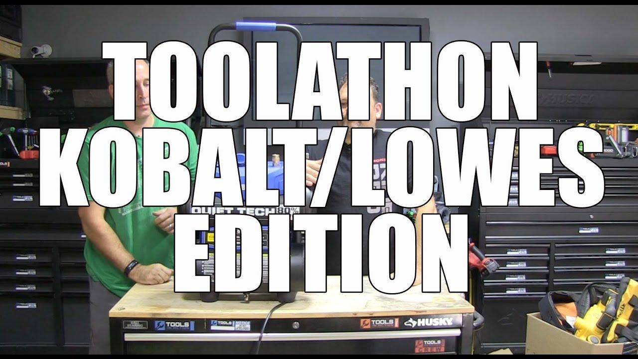 TOOLATHON KOBALT LOWES EDITION