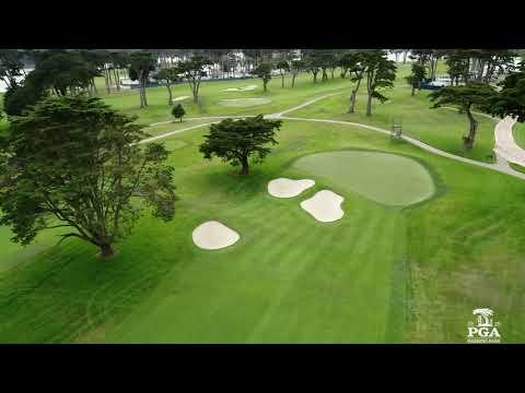 2020 Pga Championship Tpc Harding Park Course Guide Youtube