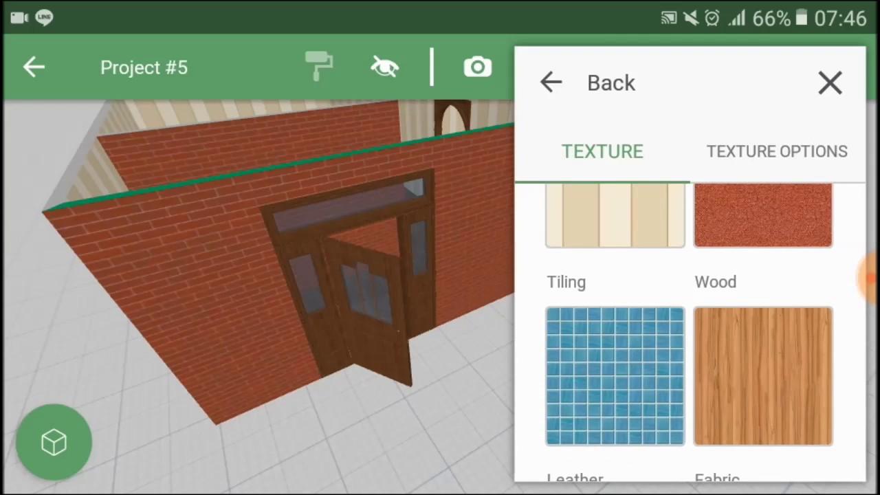 Cara design rumah dengan aplikasi planner 5d youtube for Planner 5d design d interni