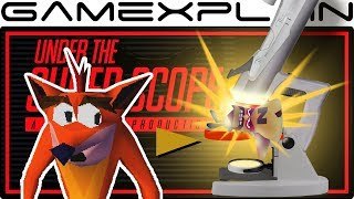 Naughty Dog's Lackluster Beginnings: Crash Bandicoot - Under the Super Scope