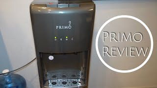 Primo Deluxe Bottom Loading Energy Star Water Dispenser Review