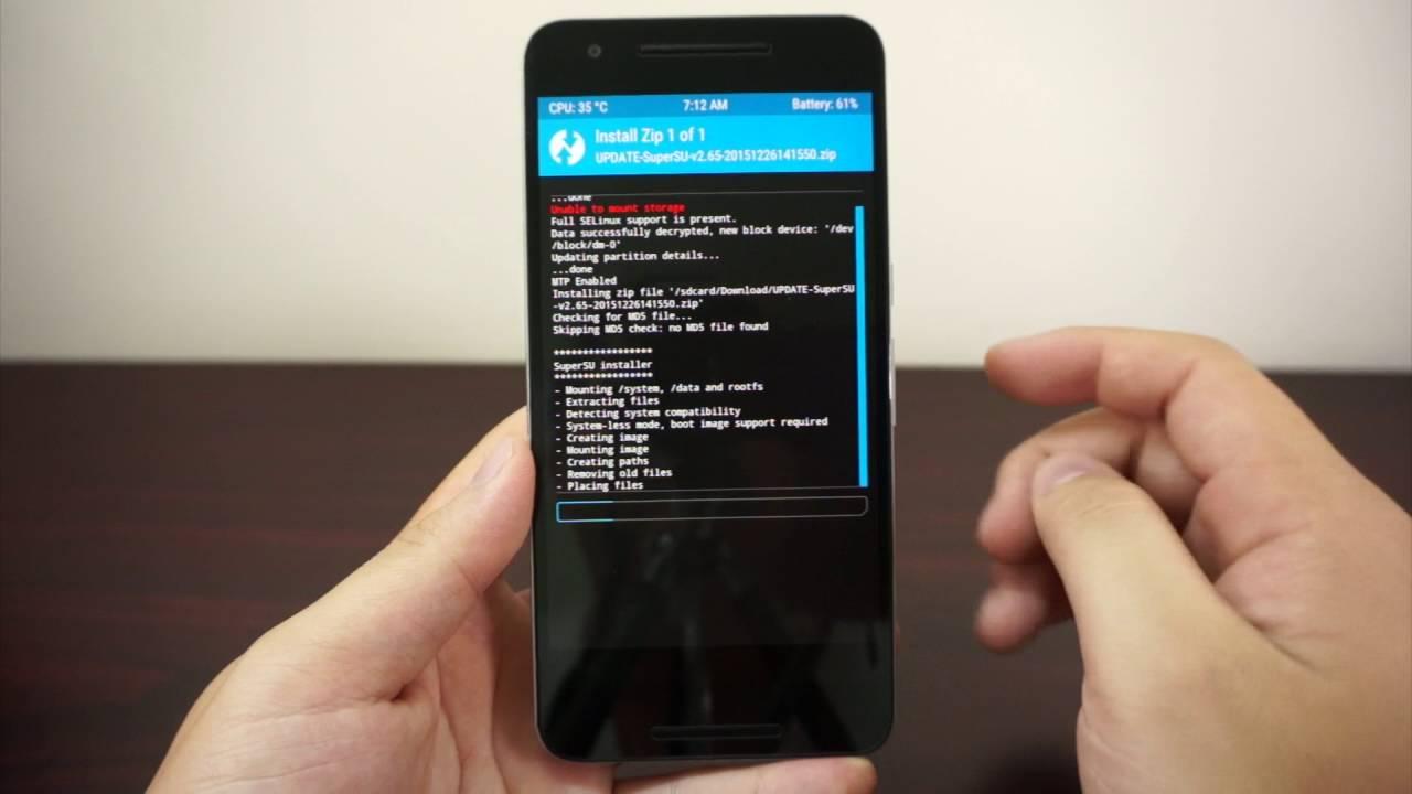 Cơ bản] Hướng dẫn tổng quát về flash ROM Android, cách cài