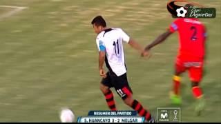 ᴴᴰ► Sport Huancayo vs Fbc Melgar  3-2 Resumen y Goles - Clausura -  | 720p HD | - 11/09/2015