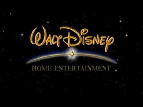 Walt Disney Home Entertainment logos (2001-08; Homemade ...