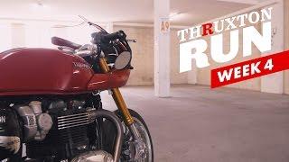 Thruxton Run: Week 4 (of a Thruxton R Custom Build in 8 Weeks!