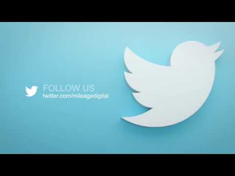 Social Media Channels Display Video