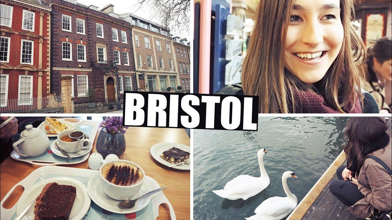 Výlet do Bristolu!