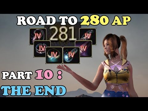 BDO - Road To 280 AP Part 10 (FINAL): The End of another Journey