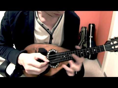 BLACKBIRD on mandolin (Keizo Ishibashi) http://kzo.me - YouTube