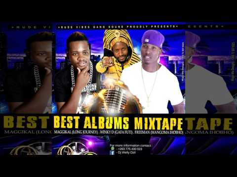 BEST ALBUMS ZIMDANCEHALL MIXTAPE BY WELLY OZIL