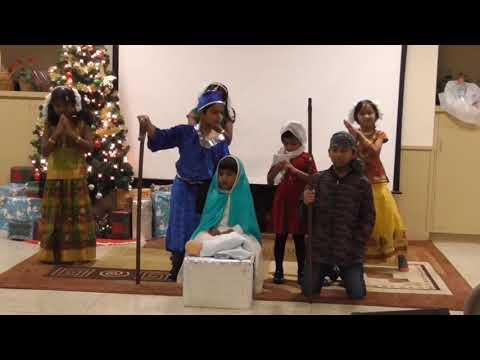 JFM Stamford Christmas Service 2017 - Sunday School Kids Dance